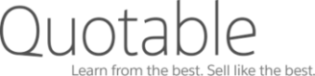 quotable-logo-tagline