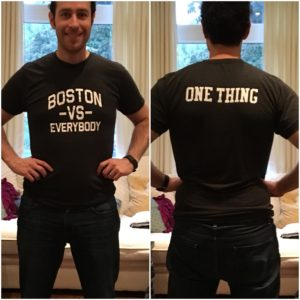 One Thing Shirt